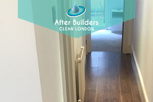 after builders cleaning