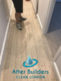 after builders cleaning services in London